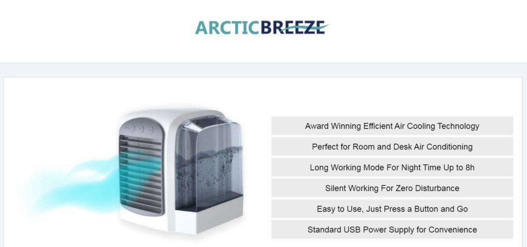 ArcticBreeze