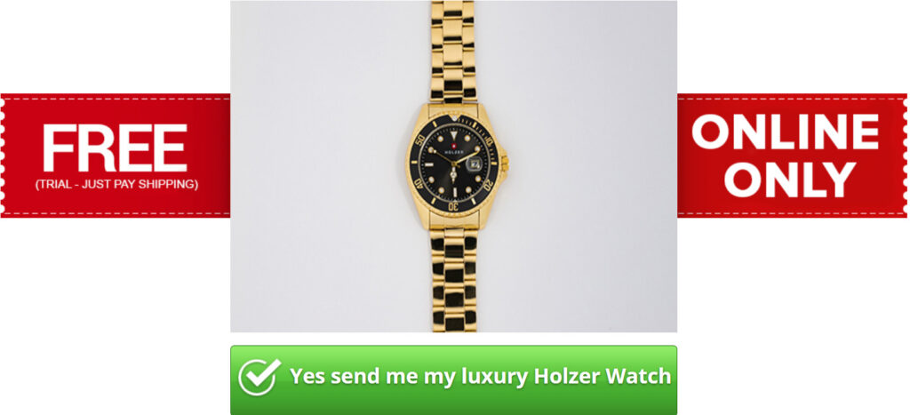 Holzer Luxury Watch