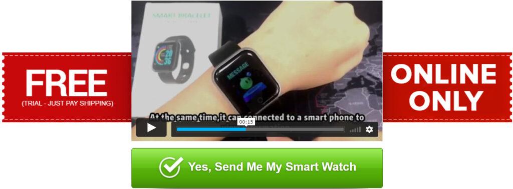 Limitless Smart Watch