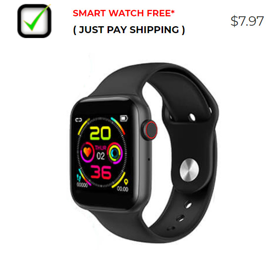 Limitless Smart Watch Trial
