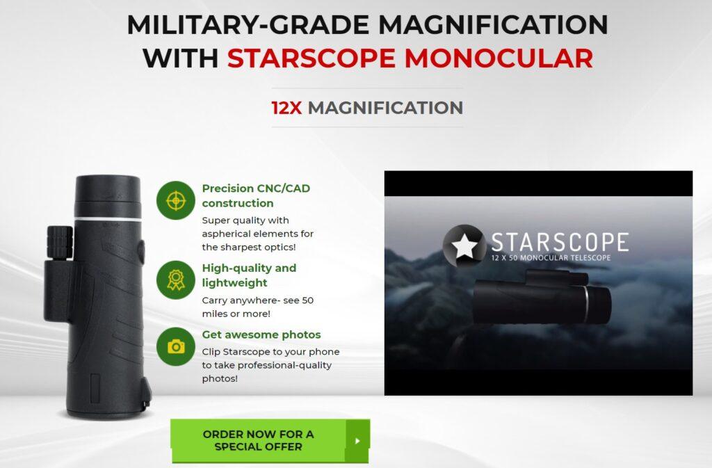 Starscope Monocular USA