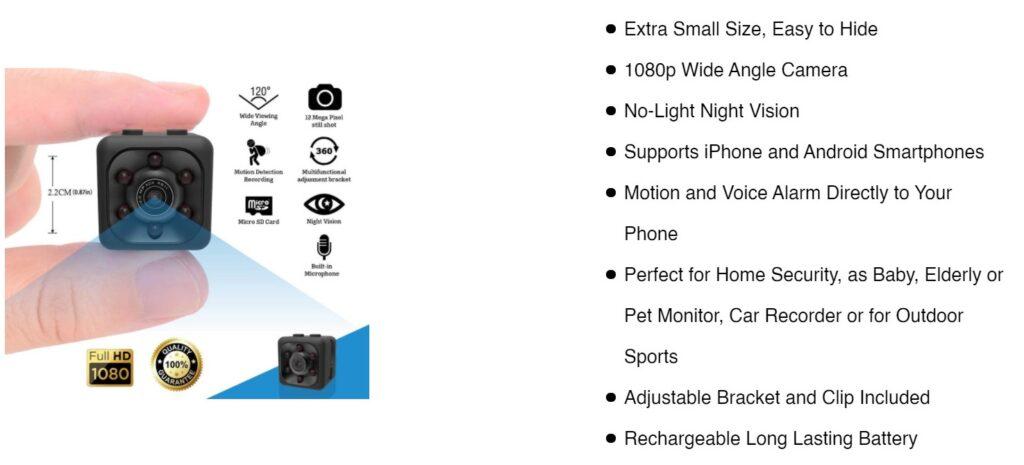 SmartCam Pro Benefits