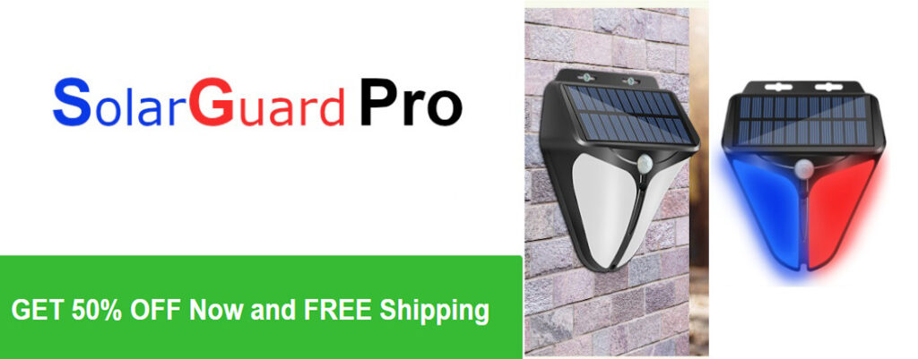 SolarGuard Pro buy at 50% off
