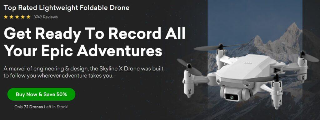 Skyline X Drone 1